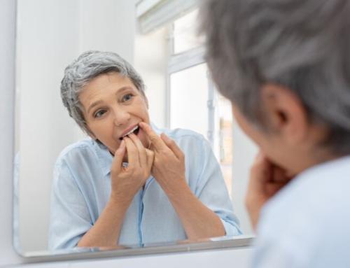 Cómo utilizar el hilo dental