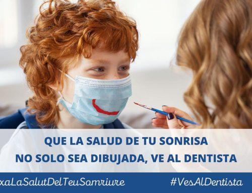 Nueva Campaña del COEC: Dibuja La Salud De Tu Sonrisa